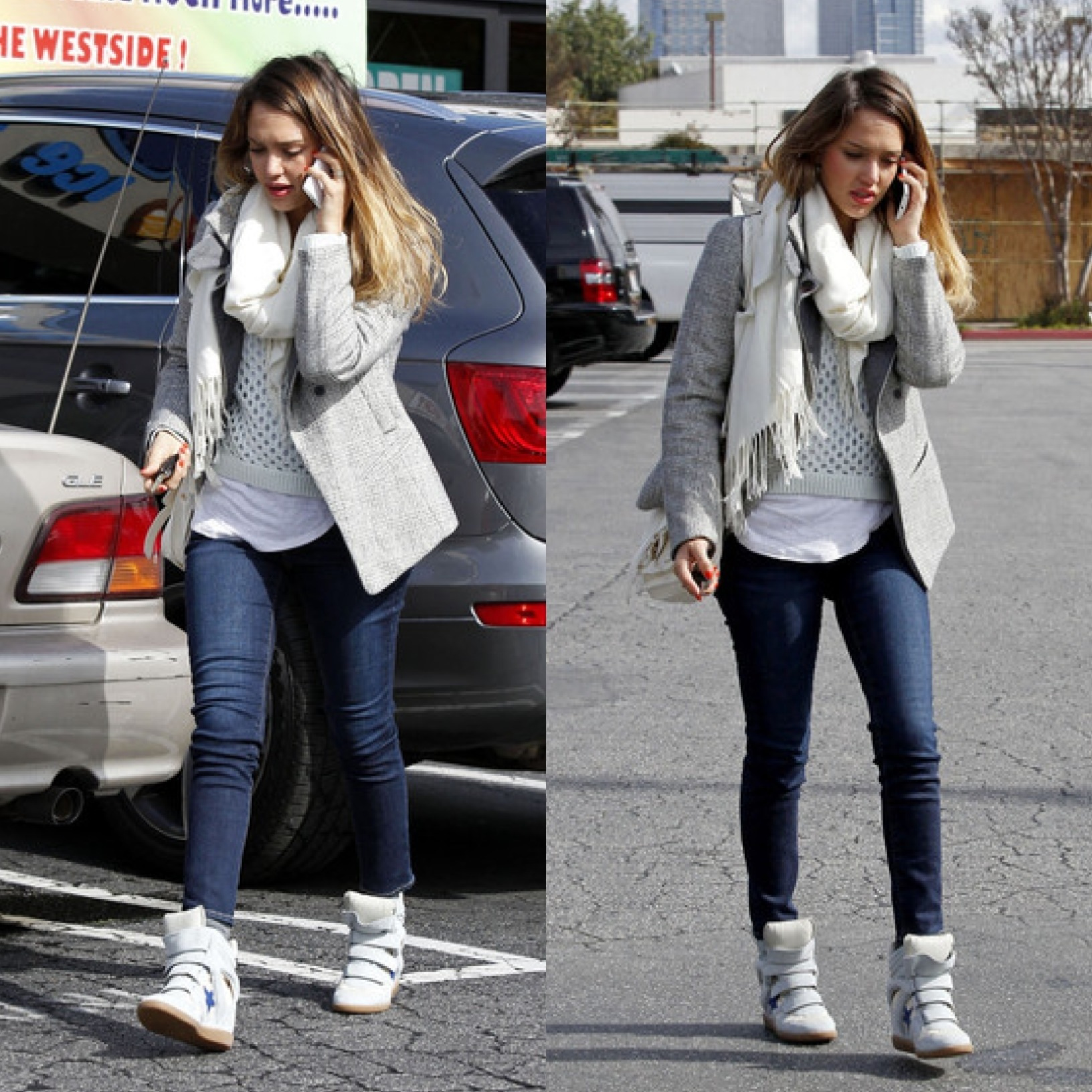 Marant isabel sneakers beyonce pictures